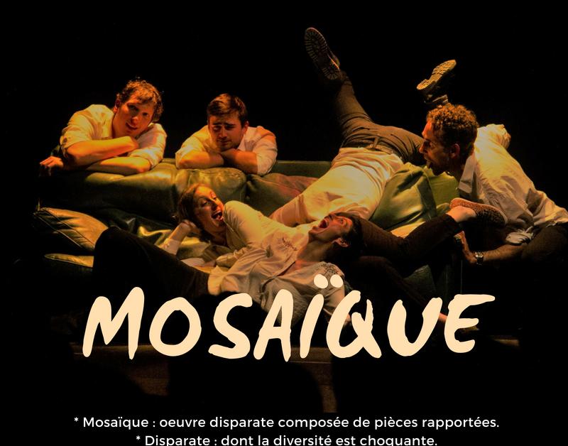 9 Août : « Mosaïque », à la Basse Cour