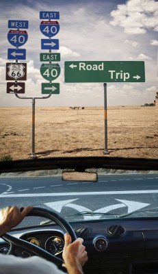 Visuel Road Trip
